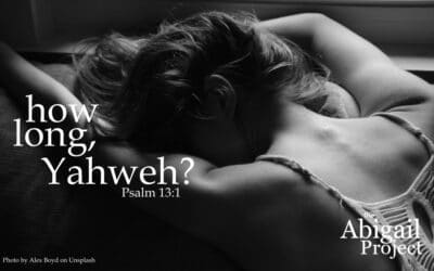 How long, Yahweh, will you forget me forever?